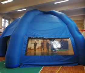 Inflatable tent_1