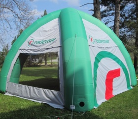 Inflatable tent_2