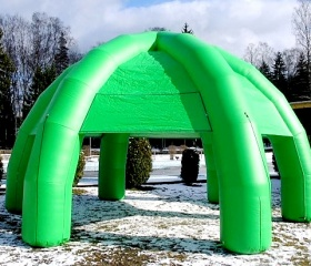 Inflatable tent_8