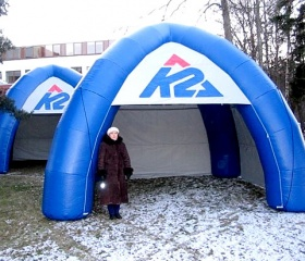 Inflatable tent_9